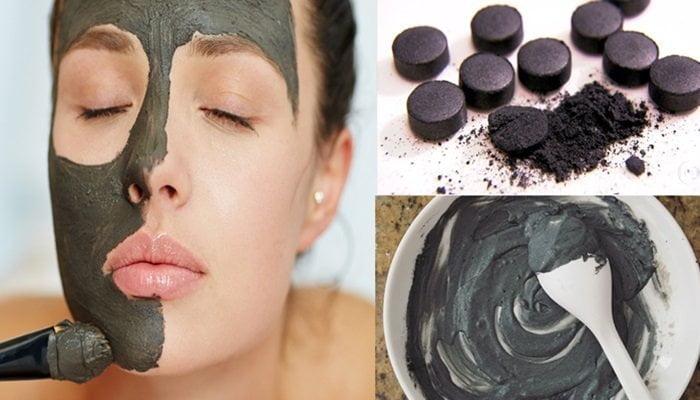 Cómo hacer una mascarilla de carbón - Secreto para perfeccionar la piel