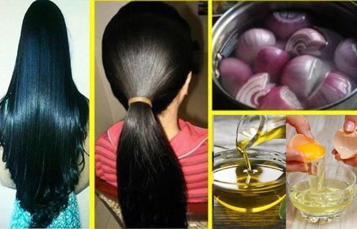 10 recetas caseras para el crecimiento del cabello