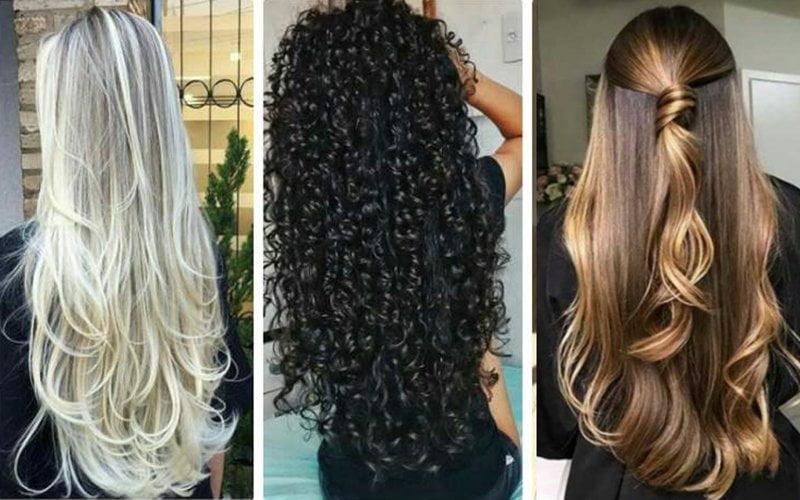 Tratamentos caseiros para cabelos secos